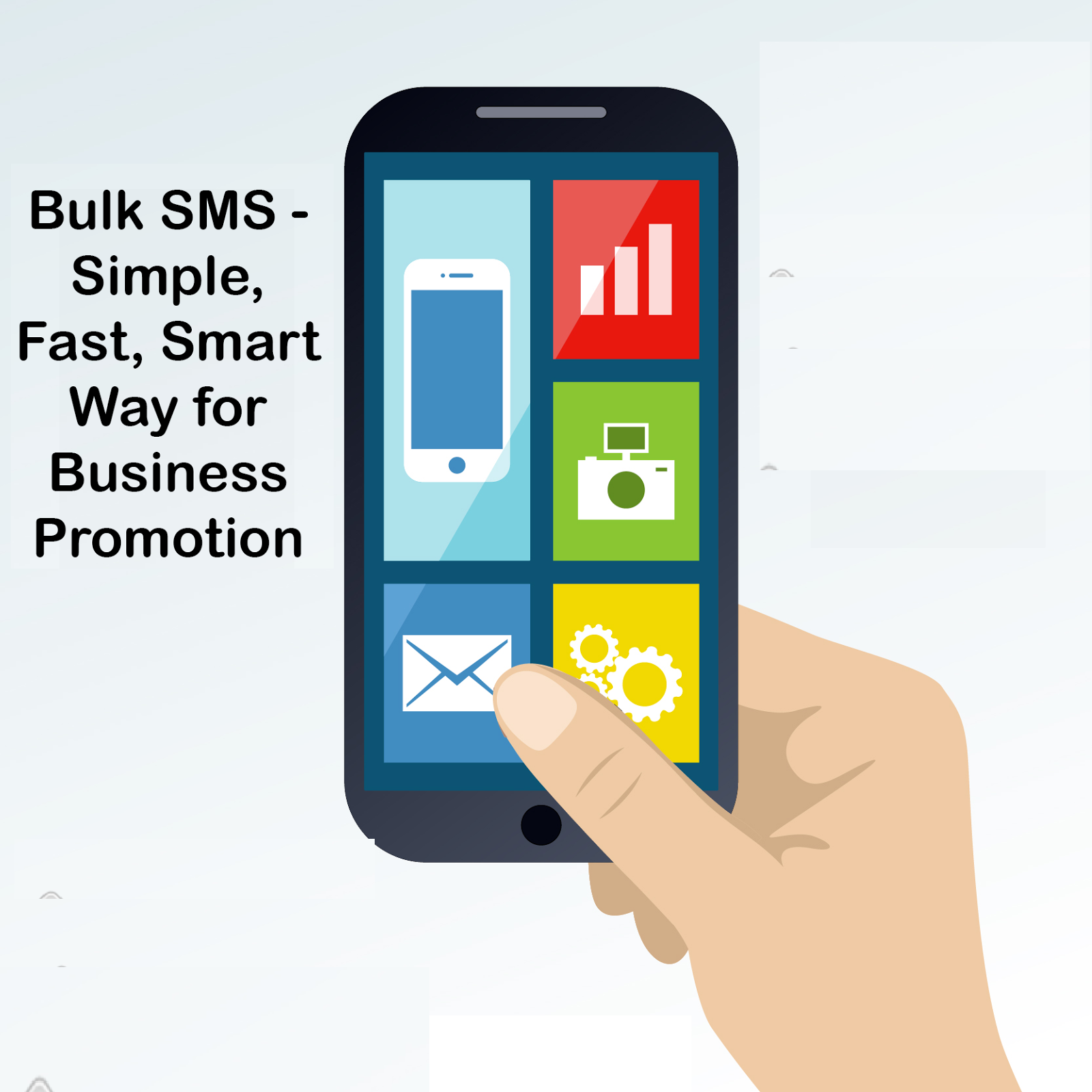 Bulk SMS for Industries
